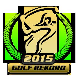 GolfRekord 2015